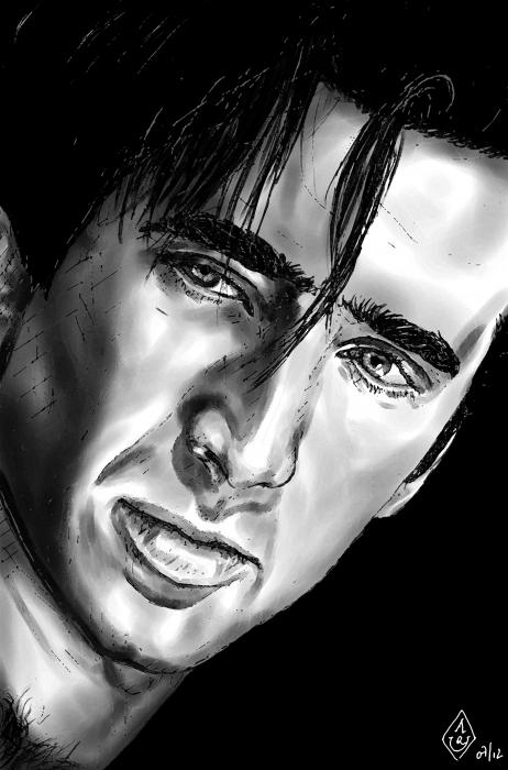 Nicolas Cage by Bilou020285